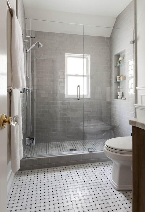 grey-subway-shower-tiles-shower-niche-glass-shelves
