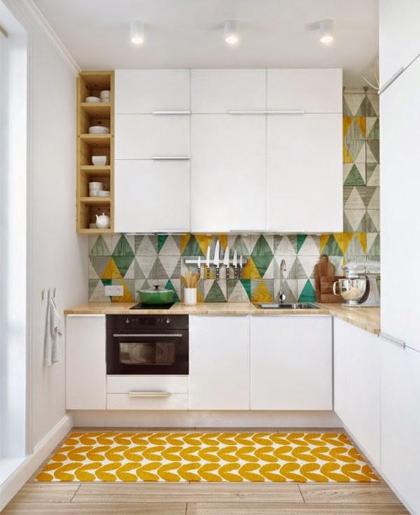 cocina casa pequeña